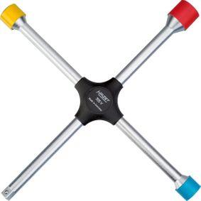 HAZET  705V Vier-Wege-Schlüssel Länge: 380mm
