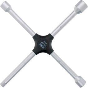 HAZET Llave de cruz para rueda de cuatro vías 705V-02