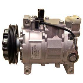 Compresor, aire acondicionado con OEM número 4B0260805K