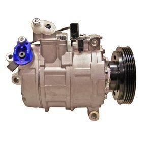 Compresor, aire acondicionado con OEM número 8E0 260 805 AB