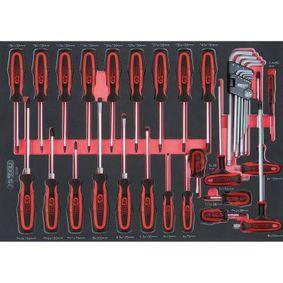 KS TOOLS Werkzeugsatz 711.0034