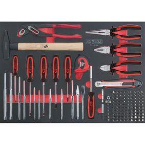 KS TOOLS Werkzeugsatz 711.0124