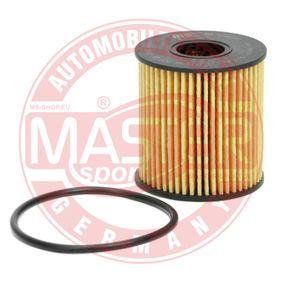 Ölfilter Ø: 64mm, Innendurchmesser: 29mm, Innendurchmesser 2: 29mm, Höhe: 69mm mit OEM-Nummer 1109.Y9