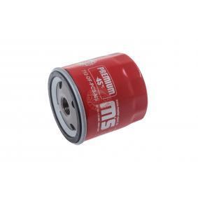 Oil Filter Ø: 76mm, Outer diameter 2: 71mm, Inner Diameter 2: 62mm, Inner Diameter 2: 62mm, Height: 79mm with OEM Number 3634334