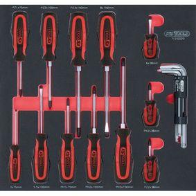 KS TOOLS Werkzeugsatz 712.0020