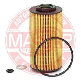 Ölfilter Ø: 61mm, Innendurchmesser: 26mm, Innendurchmesser 2: 26mm, Höhe: 120mm mit OEM-Nummer 26320 2A001