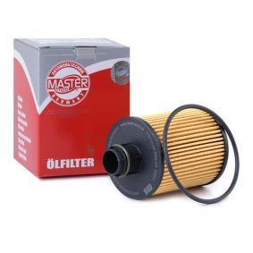 Filtro de aceite 712/11X-OF-PCS-MS GRANDE PUNTO (199) 1.6 D Multijet ac 2011