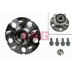 Wheel Bearing Kit Ø: 151,80mm with OEM Number 42200T1GE01