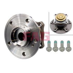 Wheel Bearing Kit Ø: 143,10mm with OEM Number 246 334 00 06