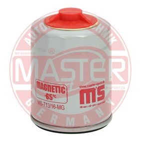 Oil Filter Ø: 76mm, Outer diameter 2: 71mm, Inner Diameter 2: 62mm, Height: 100mm with OEM Number 50008507