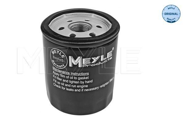 MEYLE  714 322 0014 Ölfilter Ø: 75mm, Innendurchmesser 2: 69,5mm, Innendurchmesser 2: 61,5mm, Höhe: 86mm
