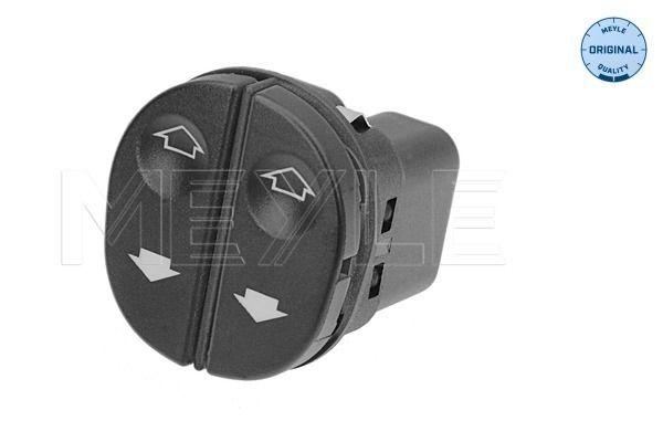 Interruptor de Elevalunas 714 891 0001 MEYLE MEX0457 en calidad original