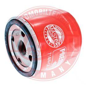 Ölfilter Ø: 76mm, Außendurchmesser 2: 71mm, Innendurchmesser 2: 62mm, Innendurchmesser 2: 62mm, Höhe: 79mm mit OEM-Nummer 46 519 728