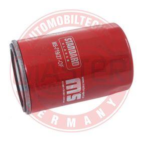 Ölfilter Ø: 76mm, Außendurchmesser 2: 71mm, Innendurchmesser 2: 62mm, Innendurchmesser 2: 62mm, Höhe: 123mm mit OEM-Nummer YF091-43-02A