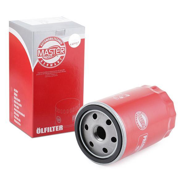 MASTER-SPORT  719/30-OF-PCS-MS Ölfilter Ø: 76mm, Außendurchmesser 2: 71mm, Innendurchmesser 2: 62mm, Höhe: 123mm