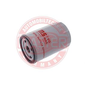 Ölfilter Ø: 76mm, Außendurchmesser 2: 71mm, Innendurchmesser 2: 62mm, Innendurchmesser 2: 62mm, Höhe: 123mm mit OEM-Nummer 5004747