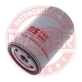 Ölfilter Ø: 76mm, Außendurchmesser 2: 71mm, Innendurchmesser 2: 62mm, Innendurchmesser 2: 62mm, Höhe: 123mm mit OEM-Nummer MLS 000 702