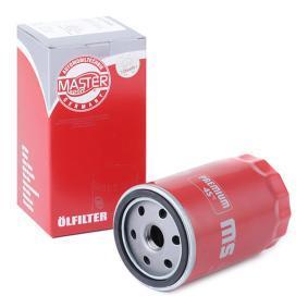 Ölfilter Ø: 76mm, Außendurchmesser 2: 71mm, Innendurchmesser 2: 62mm, Höhe: 123mm mit OEM-Nummer 056115561 G