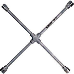 Llave de cruz para rueda de cuatro vías Long.: 750mm 72030