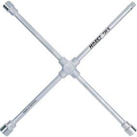 HAZET Four-way lug wrench 720S