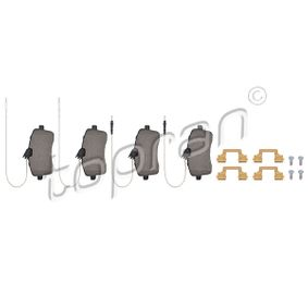 Bremsbelagsatz, Scheibenbremse Dicke/Stärke 1: 18,7mm mit OEM-Nummer 4254-78