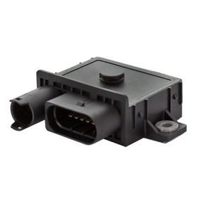 Control Unit, glow plug system with OEM Number 12 21 8 591 724