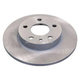 Bremsscheibe Bremsscheibendicke: 11mm, Ø: 240,0mm mit OEM-Nummer 60 670 804