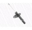 Struts MONROE 10184851 Twin-Tube, Gas Pressure, Suspension Strut, Bottom Clamp, Top pin