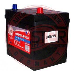 MASTER-SPORT  750604802 Starterbatterie Polanordnung: 0