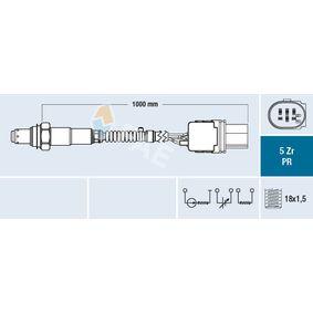 Lambda Sensor with OEM Number 99 15408 0001