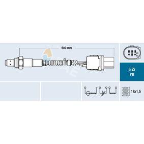 Lambdasonde mit OEM-Nummer 06J906262AA