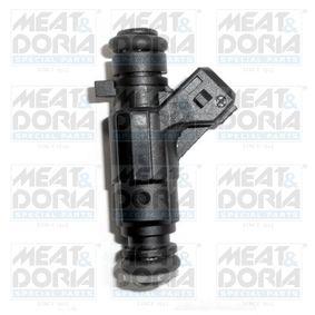 Injector 75114971 PUNTO (188) 1.2 16V 80 MY 2002