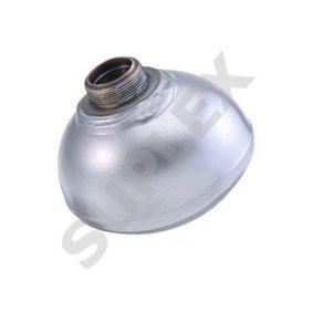 SUPLEX  75126 Suspension Sphere, pneumatic suspension