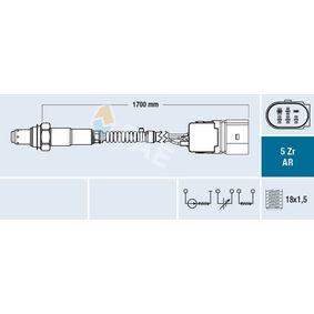 Lambdasonde mit OEM-Nummer 022 906 262 R