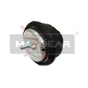MAXGEAR  76-0006 Lagerung, Motor Gummi/Metall
