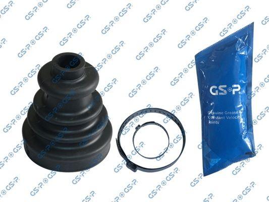 GSP  760120 Faltenbalgsatz, Antriebswelle Höhe: 79mm, Innendurchmesser 2: 60,5mm, Innendurchmesser 2: 17,5mm