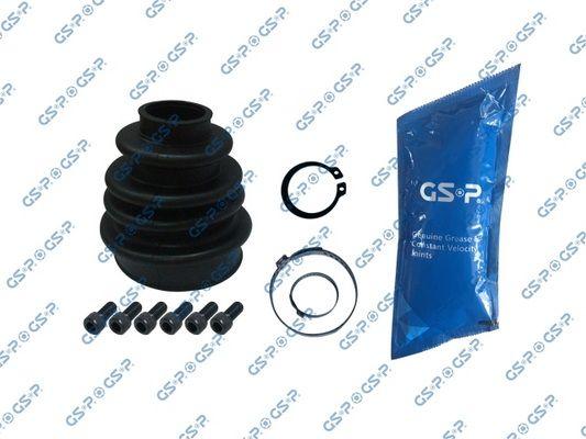 GSP  760134 Faltenbalgsatz, Antriebswelle Höhe: 98mm, Innendurchmesser 2: 76mm, Innendurchmesser 2: 33mm