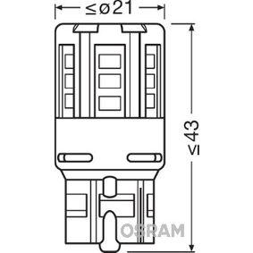 7705CW-02B OSRAM W21W in Original Qualität