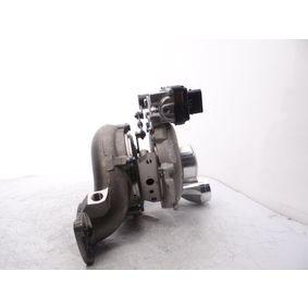 Turbocompresor, sobrealimentación Euro 4 con OEM número 642 090 62 80