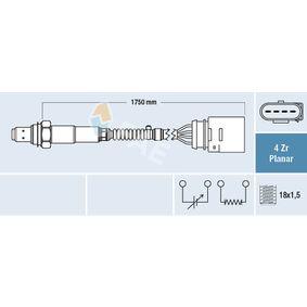 Lambdasonde mit OEM-Nummer 07C 906 262M