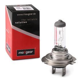 Bulb, spotlight H7, 55W, 12V, Halogen 78-0010 MERCEDES-BENZ C-Class, E-Class, A-Class