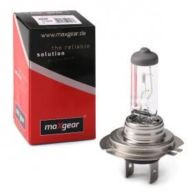 Bulb, spotlight H7, 55W, 12V, Halogen 78-0010 FORD FOCUS, FIESTA, MONDEO