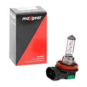 Bulb, spotlight H11, 55W, 12V, Halogen 78-0013 MERCEDES-BENZ C-Class, E-Class, A-Class