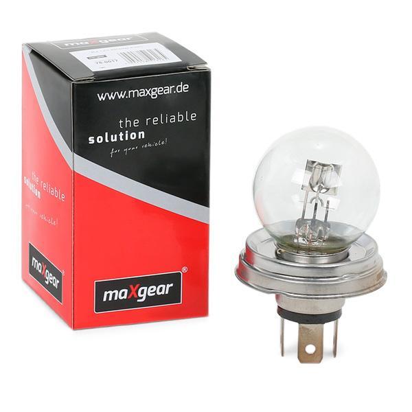 Bulb, spotlight MAXGEAR 78-0017 expert knowledge
