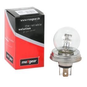 Крушка с нагреваема жичка, фар за дълги светлини R2 (Bilux), 45/40ват, 12волт 78-0017 VW GOLF, KAEFER