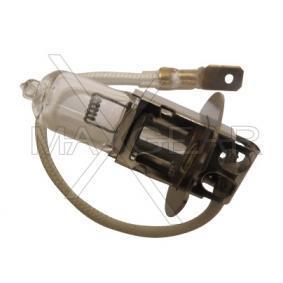 Крушка с нагреваема жичка, фар за дълги светлини H3, 70ват, 24волт 78-0050