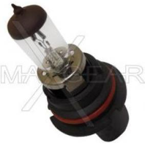 Крушка с нагреваема жичка, фар за дълги светлини HB1, 65/45ват, 12волт 78-0065
