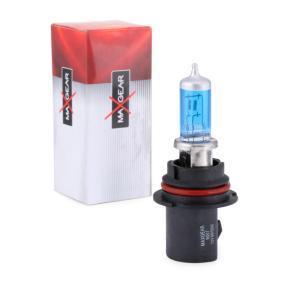 Bulb, spotlight HB5, 55W, 12V 78-0095 HUMMER H2 SUT