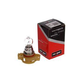 Bulb, indicator Socket Bulb, PSX24W, PG20/7, 12V, 24W 78-0129