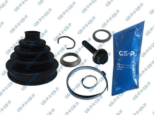 GSP  780073 Faltenbalgsatz, Antriebswelle Höhe: 90mm, Innendurchmesser 2: 84mm, Innendurchmesser 2: 23mm